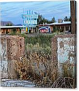 Cattlemans Cafe One Canvas Print