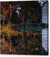 ...causey's Mill... Canvas Print