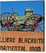 Cavalliere Blacksmith  Canvas Print