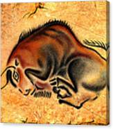 Cave Painting Canvas Print