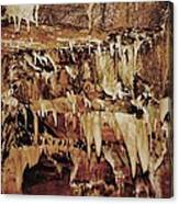 Cavern Beauty Canvas Print