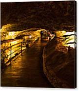 Cavern Path 2 Canvas Print