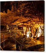Cavern Path 3 Canvas Print