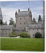 Cawdor Castle Scotland Canvas Print