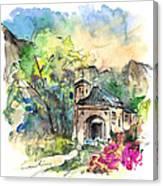 Cazorla 07 Canvas Print