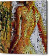 Cbist Nude Canvas Print