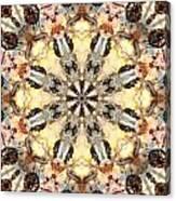 Cecropia Sun 5 Canvas Print