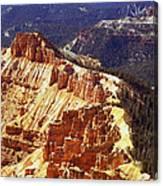 Cedar Breaks Utah Canvas Print