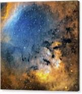 Cederblad 214 Emission Nebula Canvas Print