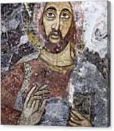 Ceiling Of The Sumela Monastery Canvas Print