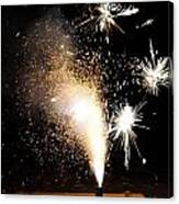 Celebrate A New Year Canvas Print