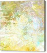 Celebrate Spring Abstract Art  Canvas Print