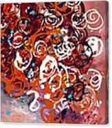 Celebration Bouquet Canvas Print