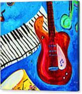 Celebration Hoboken #1 Canvas Print