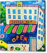 Celebration Hoboken #3 Canvas Print