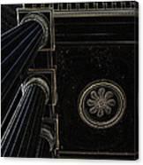 Celestial Pillars Canvas Print
