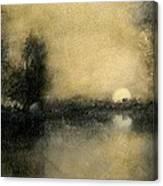 Celestial Place #1 Canvas Print