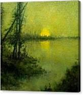 Celestial Place #5 Canvas Print