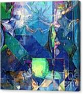Celestial Sea Canvas Print