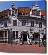 Celle Rathaus Canvas Print