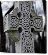 Celtic Cross 10194 Canvas Print