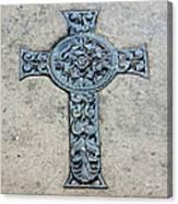 Celtic Cross IIi Canvas Print