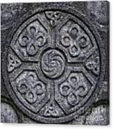 Celtic Cross Symbolism Canvas Print