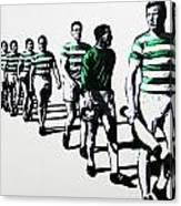 Celtic Fc Canvas Print