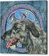 Celtic Hound Canvas Print