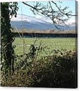 Celtic Mountain Canvas Print