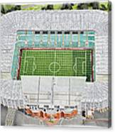 Celtic Park Stadia Art - Celtic Fc Canvas Print