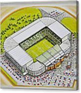 Celtic Park Canvas Print