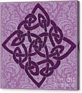 Celtic Wedding Knott Canvas Print