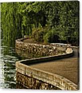 Centennial Park Canvas Print
