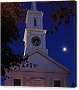 Centerville Church Canvas Print