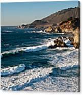 Central Coastal California 2.2609 Canvas Print