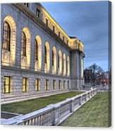 Central Library St. Louis Canvas Print
