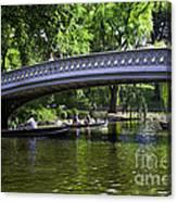 Central Park Day 2 Canvas Print