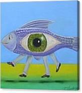 Ceo Fish Canvas Print