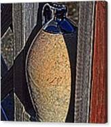Ceramic Jug Canvas Print