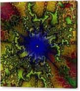Chain Reaction 2 Canvas Print