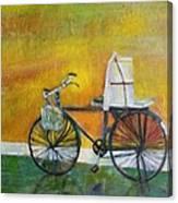 Chaiwallah Canvas Print