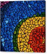 Chakra Swirl Canvas Print