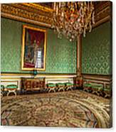 Chamber Of Versailles Canvas Print