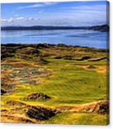 Chambers Bay Golf Course II Canvas Print