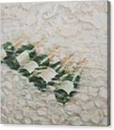 Champagne Cooling Canvas Print