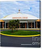 Champions Center Canvas Print