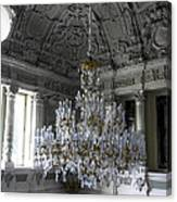 Chandelier - Yusupov Palace - Russia Canvas Print