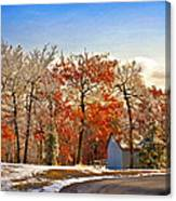 Change Of Seasons Canvas Print