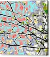 Change To Spring Canvas Print